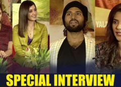 World Famous Lover Movie Team Interview,Vijay Devarakonda,Raashi Khanna